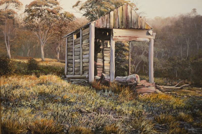 (CreativeWork) TEDDYS HUT by Margaret HADFIELD. #<Filter:0x000055912d958af8>. Shop online at Bluethumb.
