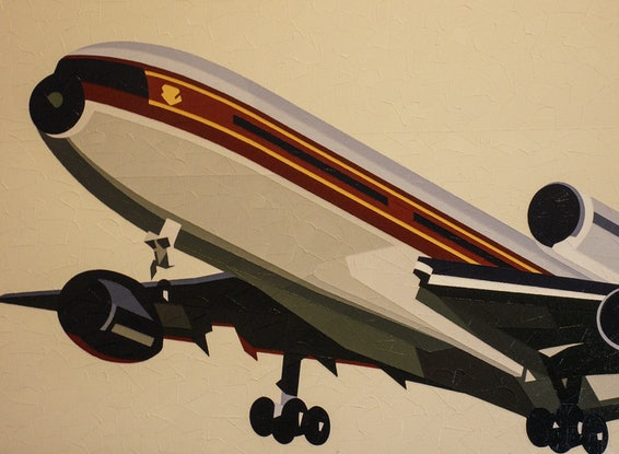 (CreativeWork) Jet by Colin Madgwick. #<Filter:0x00007fd048acf768>. Shop online at Bluethumb.