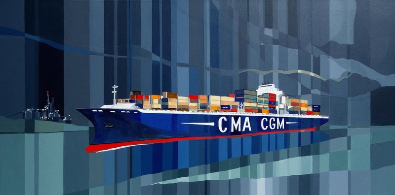 CMA-CGM Containers
