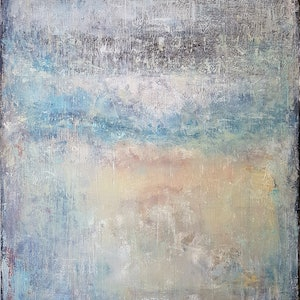 (CreativeWork) Flow by Artem Bryl. acrylic-painting. Shop online at Bluethumb.