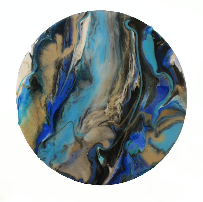 (CreativeWork) Murray by Caitlin Pluta. resin. Shop online at Bluethumb.