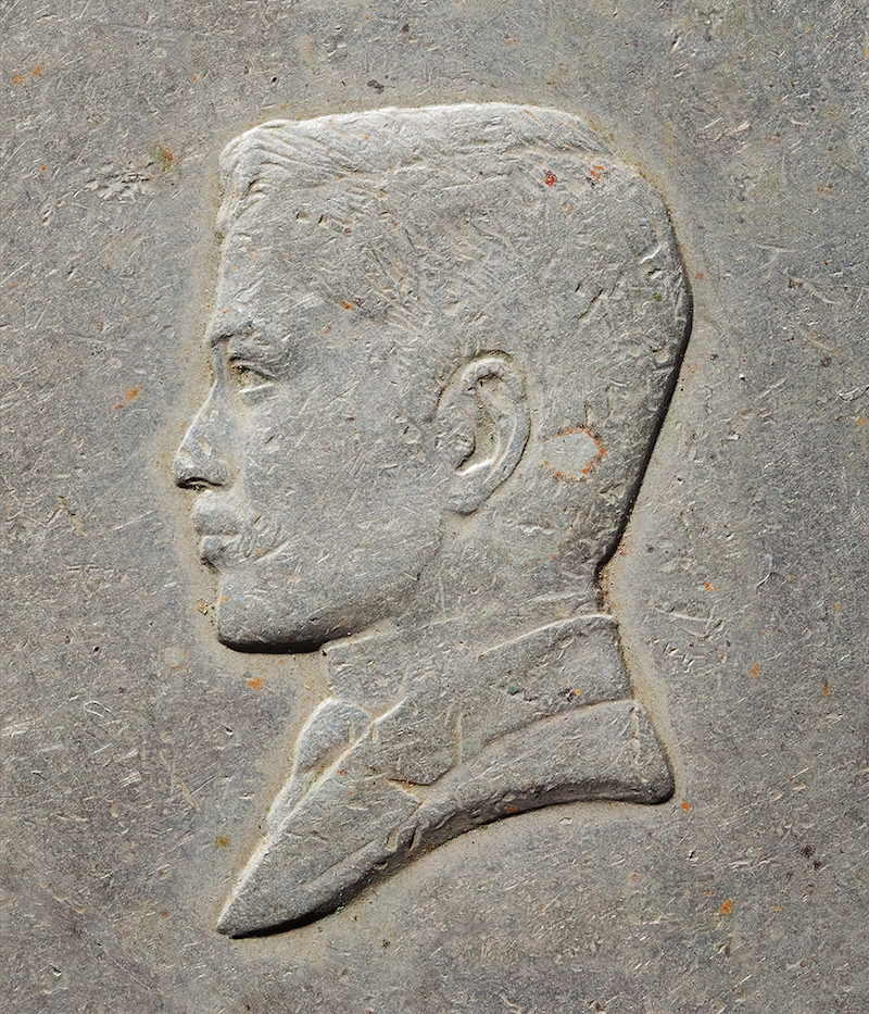 (CreativeWork) Numismatics #4 (José Rizal) by Joachim Froese. photograph. Shop online at Bluethumb.