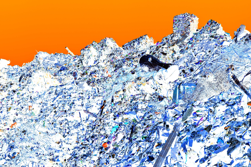 (CreativeWork) Remains of the Day 2 Scrap Metal Pile1#  by EMILIO CRESCIANI. photograph. Shop online at Bluethumb.