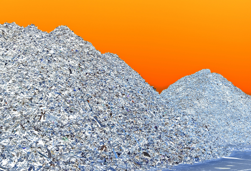 (CreativeWork) Remains of the Day 2 Scrap Metal Pile #2  by EMILIO CRESCIANI. photograph. Shop online at Bluethumb.