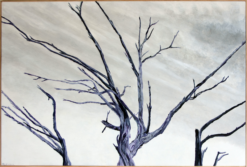 (CreativeWork) Outback Sculpture by Rodney Black. arcylic-painting. Shop online at Bluethumb.
