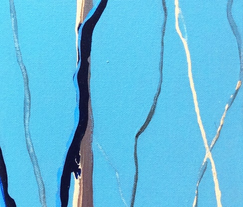 (CreativeWork) Morning masts 3 by Abramo Papp. Acrylic Paint. Shop online at Bluethumb.