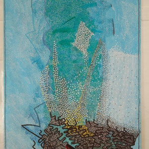 (CreativeWork) Frazer Reef 17 by peter mcgrath. mixed-media. Shop online at Bluethumb.