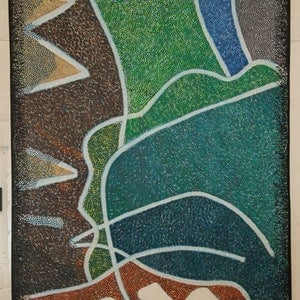 (CreativeWork) Frazer Reef 19 by peter mcgrath. mixed-media. Shop online at Bluethumb.