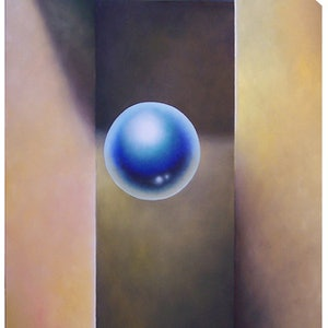 (CreativeWork) Metaphor For A Metaphor by karsten stier. oil-painting. Shop online at Bluethumb.