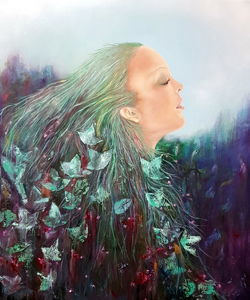 Mother Nature By Rachel South
