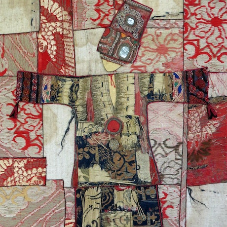 (CreativeWork) Aged Beauty by Robyn Kennedy. Mixed Media. Shop online at Bluethumb.