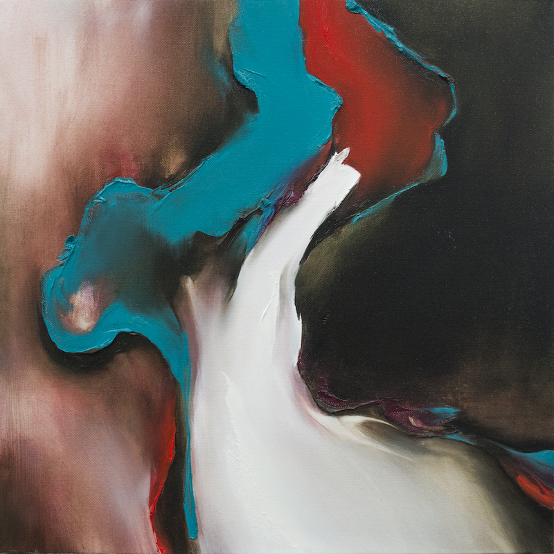 (CreativeWork) Limitless by Ella Baudinet. oil-painting. Shop online at Bluethumb.