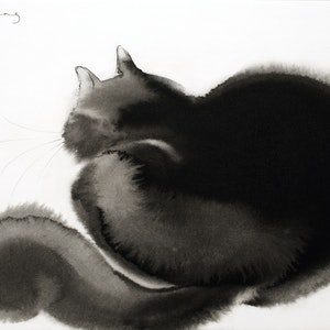 (CreativeWork) Quiet Moment2 by Soo Beng Lim. drawing. Shop online at Bluethumb.