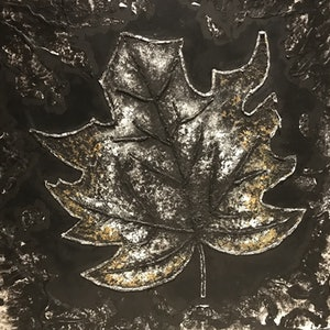 (CreativeWork) Maple by Melinda Levy. mixed-media. Shop online at Bluethumb.
