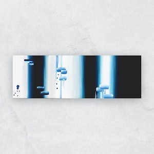 (CreativeWork) Modern Frost Design by Karol Ruszkiewicz. arcylic-painting. Shop online at Bluethumb.