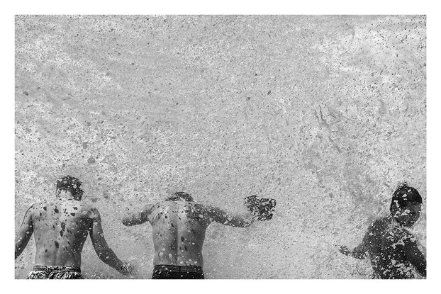 (CreativeWork) P 022 Fun Time at Point Danger Ed. 2 of 200 by Peter Henning. Photograph. Shop online at Bluethumb.