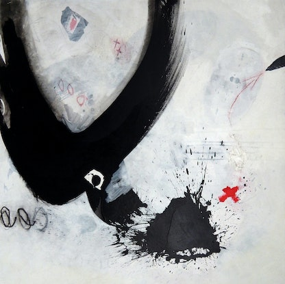 (CreativeWork) Personal Journey by Titane Laurent. Mixed Media. Shop online at Bluethumb.
