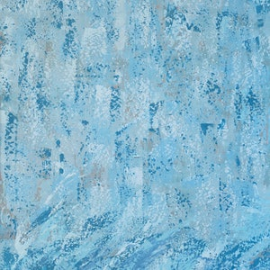 (CreativeWork) Frozen by Barry Johnson. arcylic-painting. Shop online at Bluethumb.