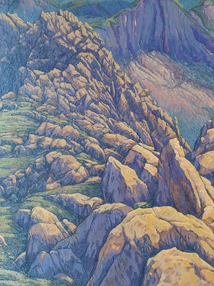 (CreativeWork) Paul at Mount Ossa by Mac Monks. #<Filter:0x000055ba67a05830>. Shop online at Bluethumb.