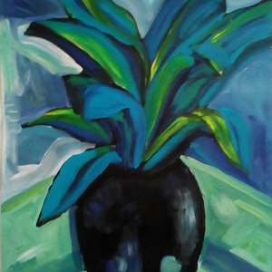 (CreativeWork) Luscious Imperfect by Sarah Crane -canvas artworks reduced $220!. arcylic-painting. Shop online at Bluethumb.