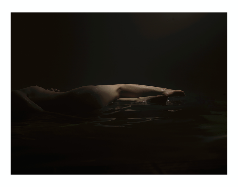 (CreativeWork) Manning Nude Series - Merging by Alex Weltlinger. photograph. Shop online at Bluethumb.