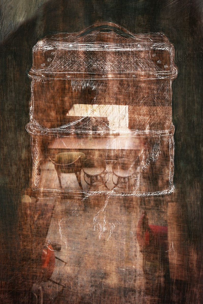 (CreativeWork) Travelling III by Kirsten Sivyer. photograph. Shop online at Bluethumb.