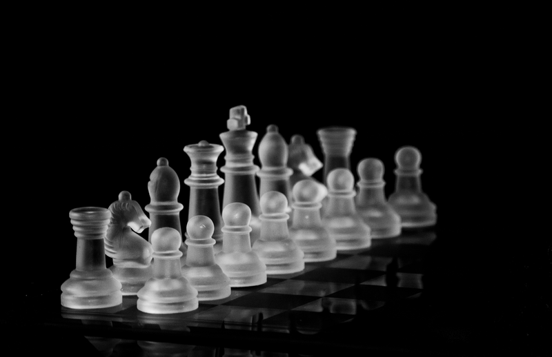 (CreativeWork) Chess by Stefanie Roeske. photograph. Shop online at Bluethumb.