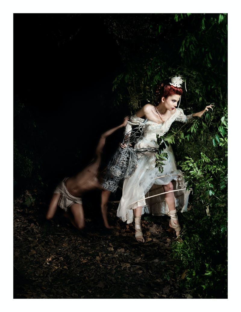 (CreativeWork) The Clash Series - The Abduction by Alex Weltlinger. photograph. Shop online at Bluethumb.