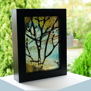 (CreativeWork) Winter's Day by Grace Turner. other-media. Shop online at Bluethumb.