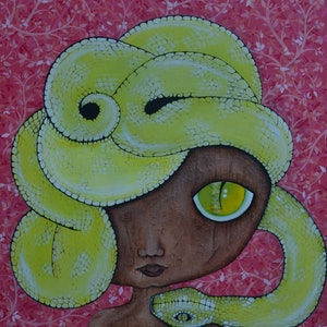 (CreativeWork) Scaled by Tanya Smith. arcylic-painting. Shop online at Bluethumb.