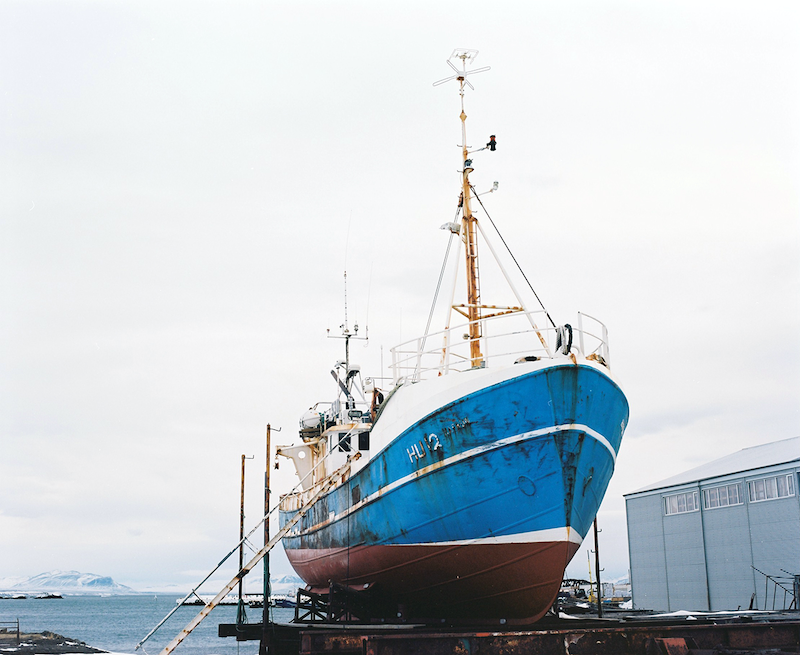 (CreativeWork) HU12 (To Port) by Marlaina Read. photograph. Shop online at Bluethumb.