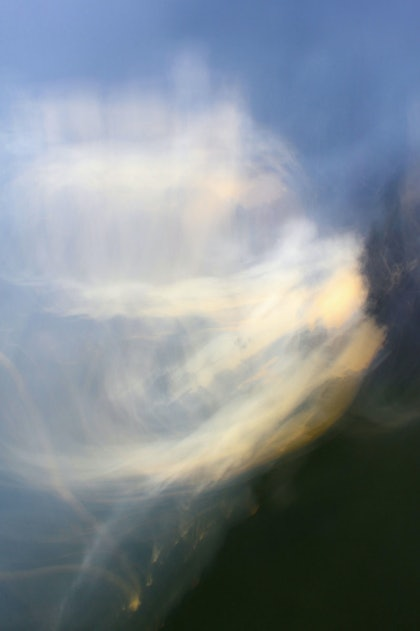 (CreativeWork) Autumn Sky by Donna Pinter. photograph. Shop online at Bluethumb.