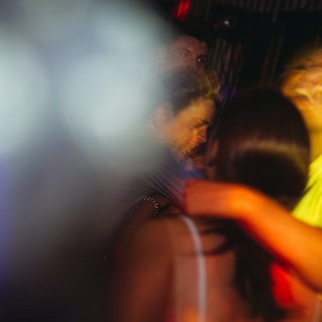 (CreativeWork) untitled party scene Ed. 1 of 50 by Megan George. Photograph. Shop online at Bluethumb.