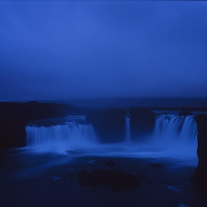 (CreativeWork) Goðafoss  Ed. 1 of 5 by Marlaina Read. photograph. Shop online at Bluethumb.