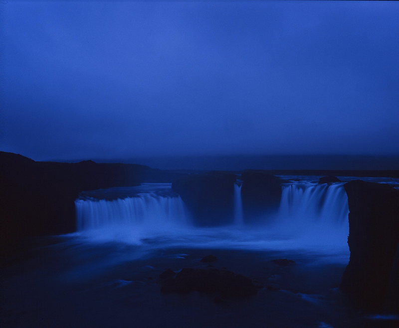 (CreativeWork) Goðafoss  by Marlaina Read. photograph. Shop online at Bluethumb.