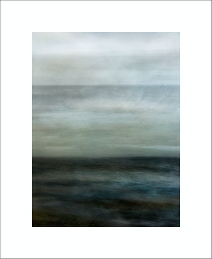 (CreativeWork) OCEAN GREYS II  by Karen Visser. photograph. Shop online at Bluethumb.