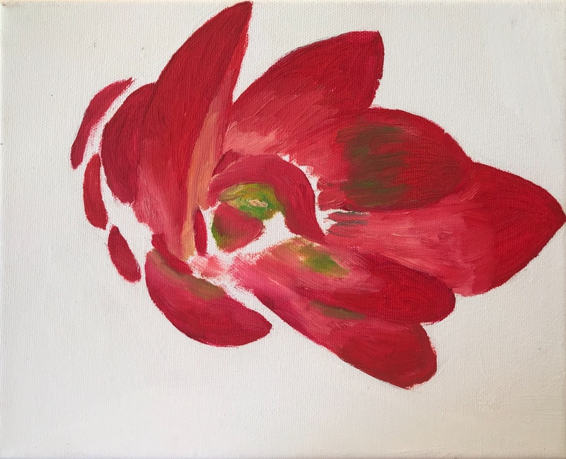 Desert Rose By Sarah Harvey Paintings For Sale Bluethumb Online