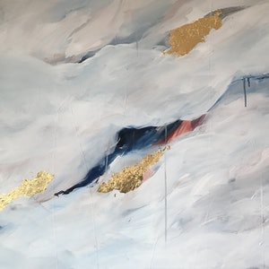 (CreativeWork) Aspirations  by Marnie McKnight. arcylic-painting. Shop online at Bluethumb.