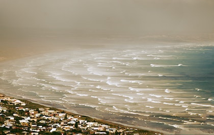 (CreativeWork) A Thousand Waves by Alex Frayne. photograph. Shop online at Bluethumb.