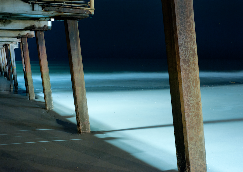 (CreativeWork) Calm at Night by Alex Frayne. photograph. Shop online at Bluethumb.