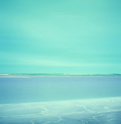 (CreativeWork) Salt Pan Forever by Alex Frayne. photograph. Shop online at Bluethumb.