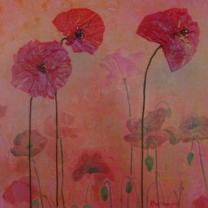 (CreativeWork) Remembrance by Rosemary Williamson. mixed-media. Shop online at Bluethumb.