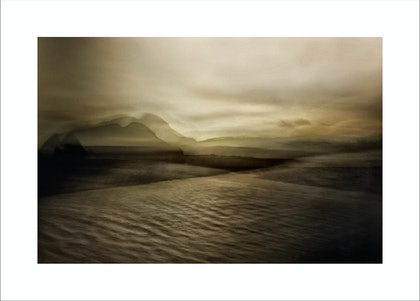 (CreativeWork) BREATH OF TIDES  PARATUTAI ISLAND by Karen Visser. photograph. Shop online at Bluethumb.