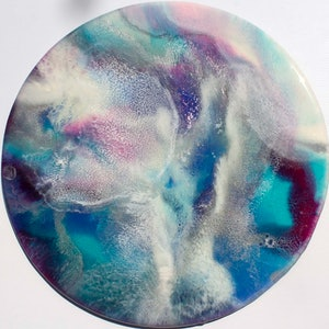(CreativeWork) Heavens Gate by Gayle Reichelt. resin. Shop online at Bluethumb.