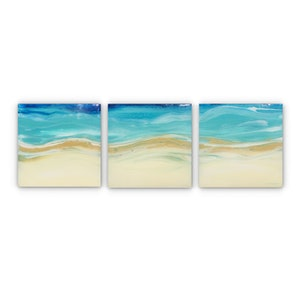 (CreativeWork) SEA SPRAY (Triptych) by Treena Seymour. #<Filter:0x00007fbca8bf71a8>. Shop online at Bluethumb.