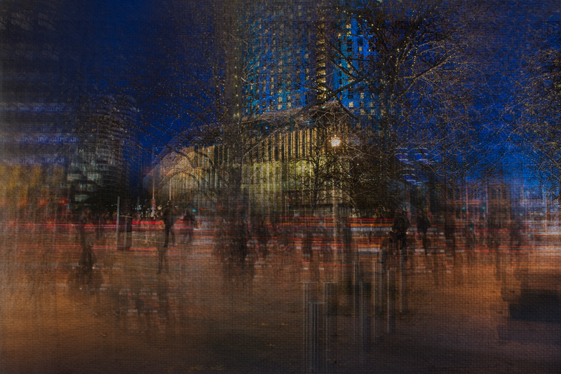 (CreativeWork) City Lights by Joseph Remi d'Argent. photograph. Shop online at Bluethumb.