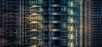 (CreativeWork) Melancholic windows by Joseph Remi d'Argent. photograph. Shop online at Bluethumb.