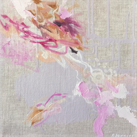 (CreativeWork) Memories of Outside by Rozanna Johnson. Mixed Media. Shop online at Bluethumb.