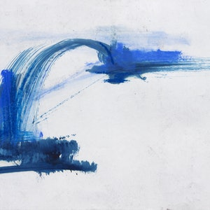 (CreativeWork) Sydney Harbour Bridge II by Roland Weight. drawing. Shop online at Bluethumb.