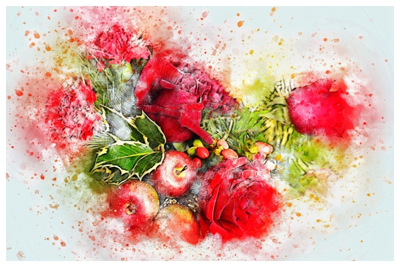 (CreativeWork) Beauty 7 Ed. 1 of 25 by Isabelle Caille. print. Shop online at Bluethumb.
